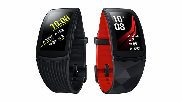 Samsung Gear Fit2 Pro for swimming
