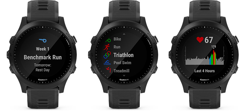 advanced features of Garmin forerunner 945