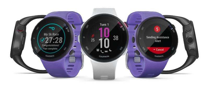 garmin forerunner 45s gps running watch review