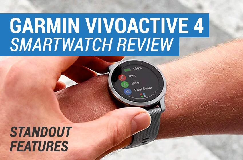 garmin vivoactive 4 review