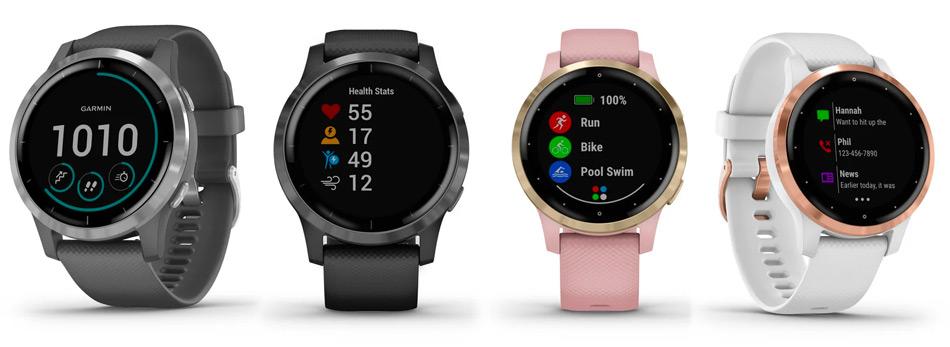 garmin vivoactive 4 gps smartwatch review