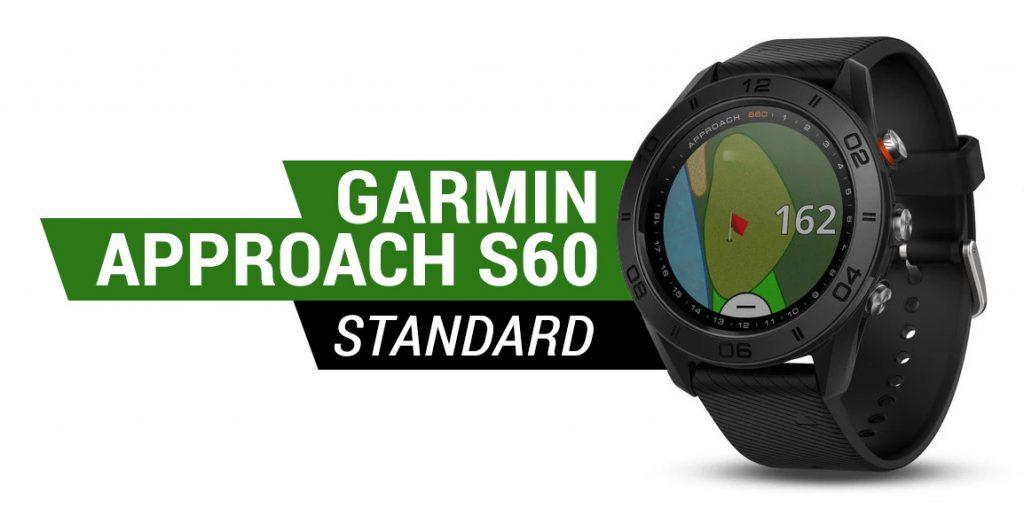 Garmin Approach S60 Standard Golf Watch