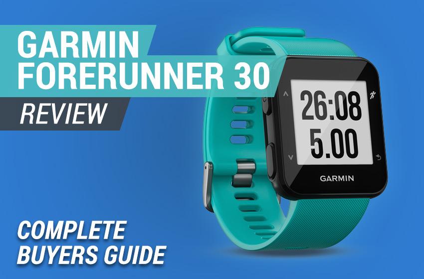 garmin forerunner 30 review