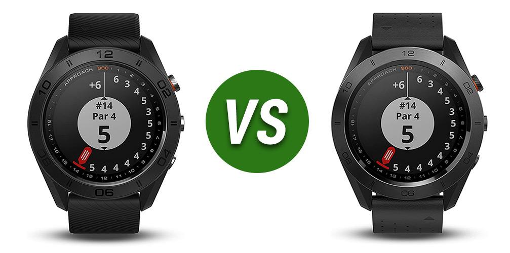 Garmin S60 vs S60 Premium