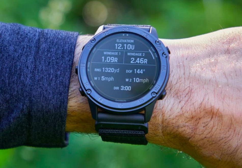 garmin tactix delta solar watch