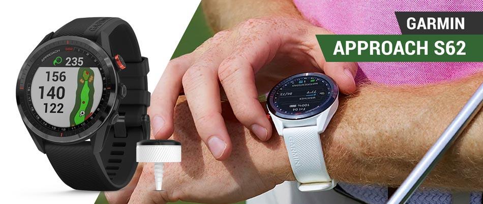 Garmin Approach S62 Best GPS Golf watch