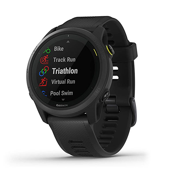 Garmin Forerunner 745 can be used for swimming.