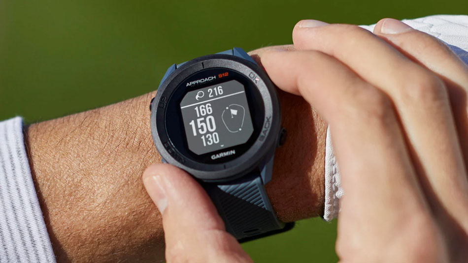 review of the garmin approach s12 gps golf watch series