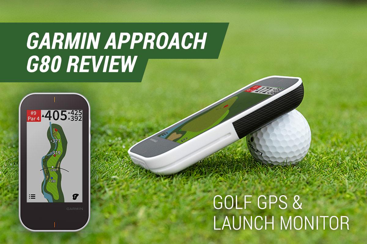 garmin approach G80 review