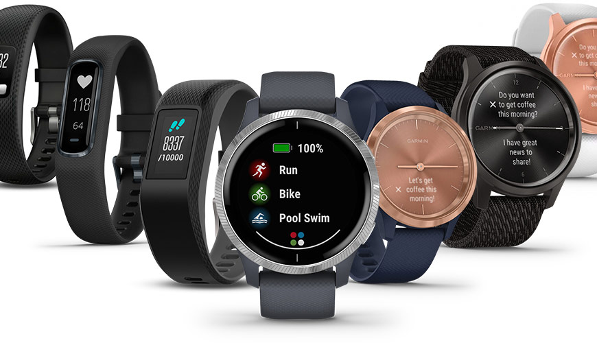 are garmin trackers safe