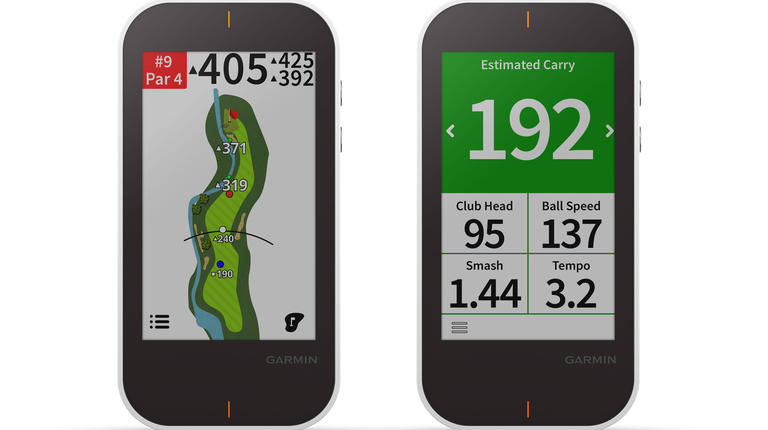 review of the Garmin Approach G80 golf gps